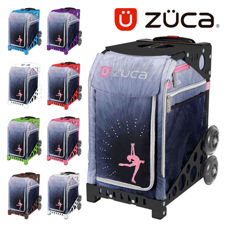 ズーカ キャリーケース スポーツ アイスドリームズラックス Sport Ice Dreamz Lux 009 メンズ レディース キャリーバッグ スーツケース ZUCA [PO10][bef]