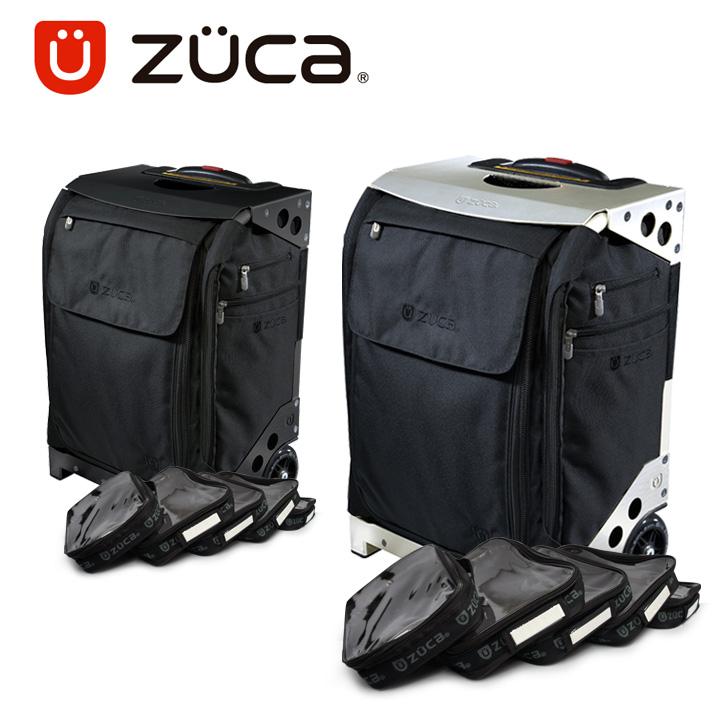 ズーカ キャリーケース フライヤー トラベル Flyer Artist 3001 メンズ レディース ポーチ&トラベルカバー付き 機内持ち込み可能 キャリーバッグ スーツケース ZUCA [PO10][bef]