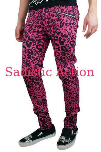 【即納】Party Rock Clothing Cheetah Pants PI 【Party Rock Clothing】【PR-SH-Cheetah Pants-PI】
