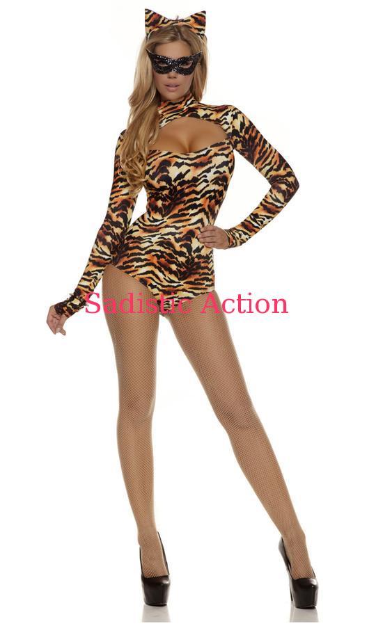 【即納】Forplay Cat's Meow Costume 【Forplay (ダンスウェア、衣装、コスチューム、小物)】【ハロウィンコスチューム】【FOR-CO-553718】