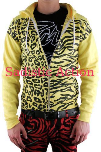 【即納】Party Rock Clothing Cheebra Hoodie YE 【Party Rock Clothing】【PR-HD-CHEEBRA-YE】