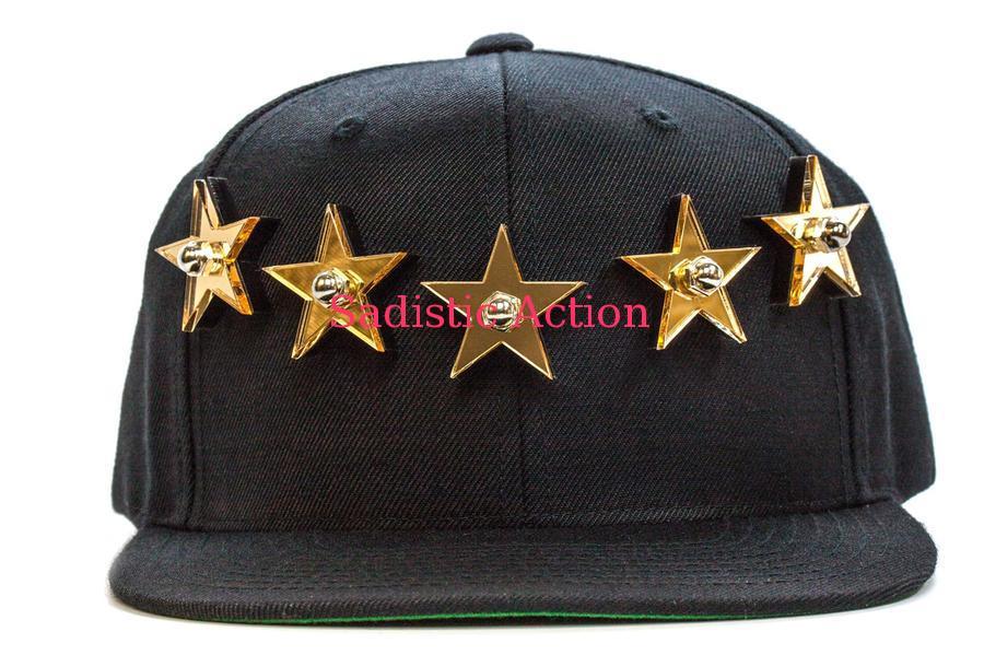 【即納】PAISLEE STARS SNAPBACK CAP  【PAISLEE (CAP、ハット、スナップバック)】【PE-CAP-STARS】