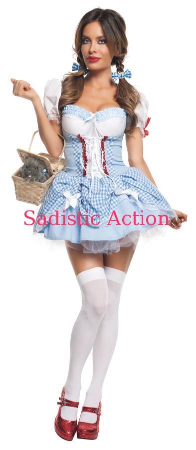 【即納】STARLINE KANSAS GIRL 【ハロウィンコスチューム】【STARLINE (コスチューム、ランジェリー、衣装)】【SL-CO-S2005】