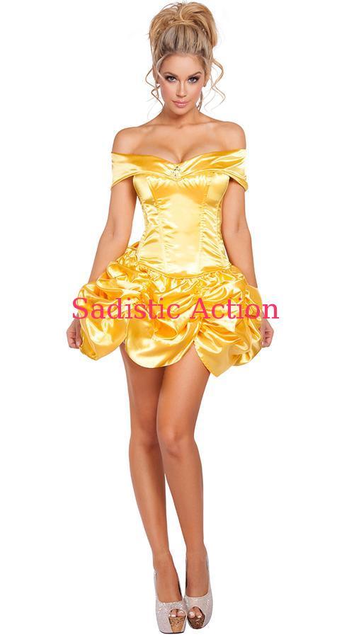 【即納】ROMA Foxy Fairytale Cutie Costume 【ROMA (ダンスウェア、衣装、コスチューム、小物)】【ハロウィンコスチューム】【RM-CO-4612】