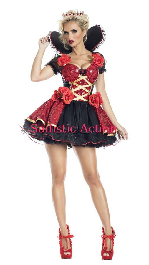【即納【即納】PARTY】PARTY KING Heartthrob Heartthrob Queen Womens Costume【ハロウィンコスチューム】 Womens【PARTY KING(コスチューム、コスチュームアクセサリー、衣装)】【PK-CO-PK900】, ホビーショップ富士山:c94039d4 --- officewill.xsrv.jp