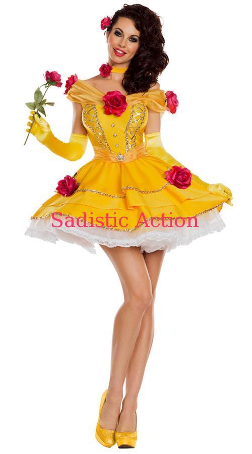 【即納】PARTY KING Belle Of【即納】PARTY The The Ball Costume【ハロウィンコスチューム Belle】【PARTY KING(コスチューム、コスチュームアクセサリー、衣装)】【PK-CO-PK858】, ハーバリウム Flower Studio 花時:f4a1e96f --- nem-okna62.ru