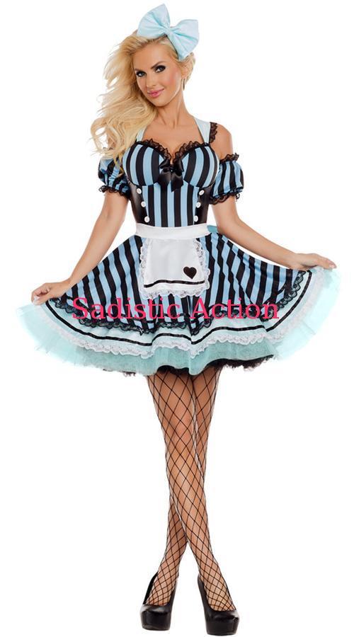 【即納【即納】PARTY】PARTY KING Lost in Lost in Wonderland Costume【ハロウィンコスチューム】【PARTY KING(コスチューム、コスチュームアクセサリー、衣装)】【PK-CO-PK827】, 高品質ルース専門 おもしろ宝石:e13ae5b0 --- officewill.xsrv.jp