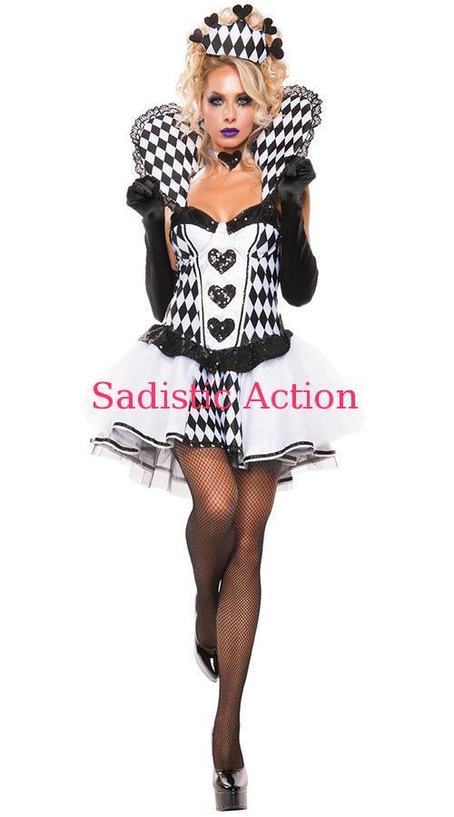 【即納】STARLINE Chess Queen Costume 【ハロウィンコスチューム】【STARLINE (コスチューム、ランジェリー、衣装)】【SL-CO-S5167】