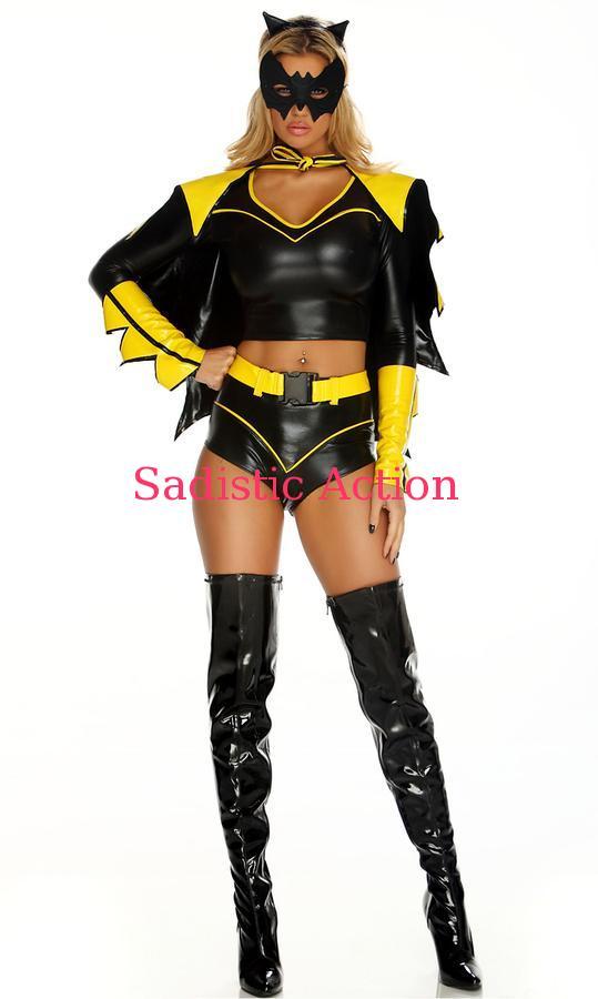 【即納】Forplay Action Packed Sexy Costume 【Forplay (ダンスウェア、衣装、コスチューム、小物)】【ハロウィンコスチューム】【FOR-CO-553403】