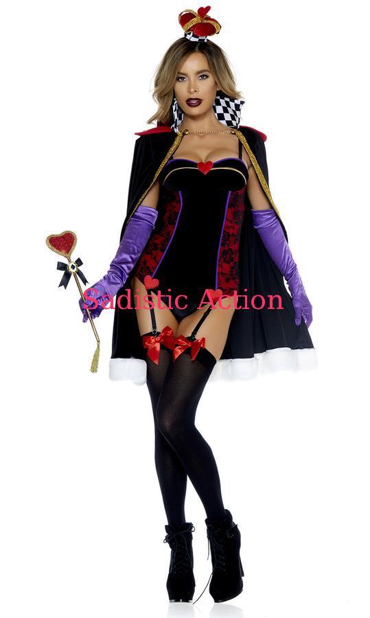 【即納】Forplay Mirror Mirror Sexy Evil Queen Costume 【Forplay (ダンスウェア、衣装、コスチューム、小物)】【ハロウィンコスチューム】【FOR-CO-556509】