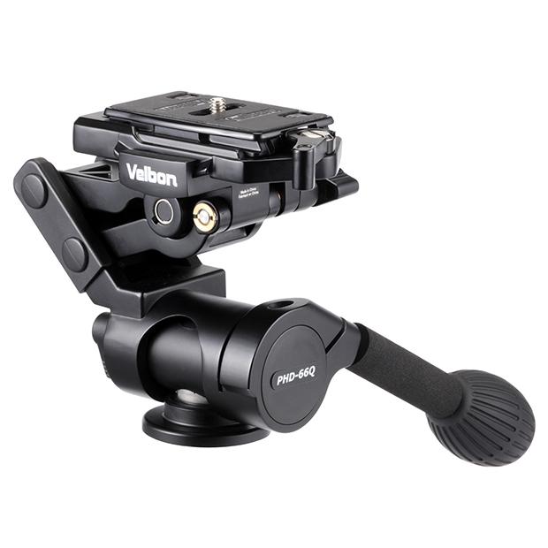 【エントリーでポイント5倍】ベルボン(Velbon)カメラ用雲台 PHD-66Q