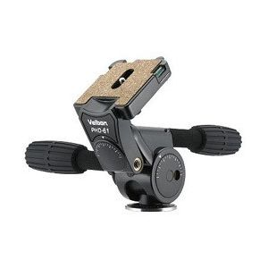 【エントリーでポイント5倍】ベルボン(Velbon)カメラ用雲台 PHD-61
