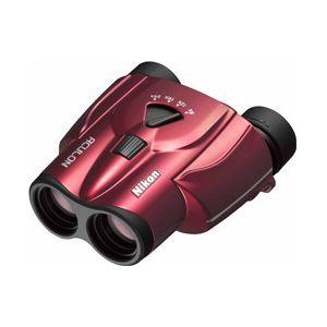 【エントリーでポイント5倍】ニコン(Nikon) 双眼鏡 ACULON T11(アキュロン T11)レッド 8-24×25
