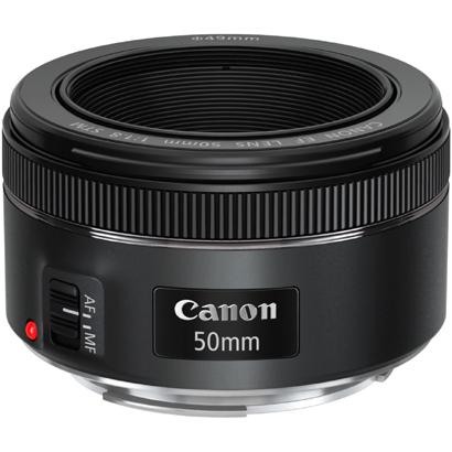 【エントリーでポイント5倍】キヤノン(Canon) EF50mm F1.8 STM