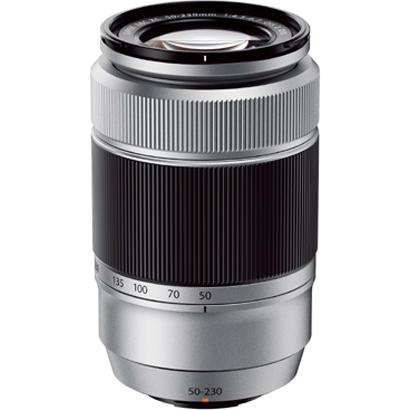 フジフイルム(FUJIFILM) フジノンレンズ XC50-230mmF4.5-6.7 OIS II シルバー