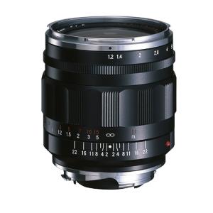 【エントリーでポイント5倍】Voigtlander (フォクトレンダー) ノクトン 35mm F1.2 Aspherical2 VM (ライカM用)