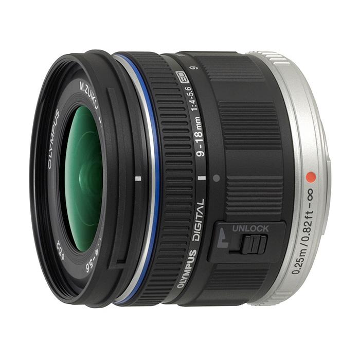 【エントリーでポイント5倍】オリンパス ズイコーデジタル ED 9-18mm F4.0-5.6