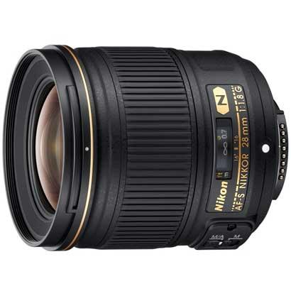 ニコン(Nikon) AF-S NIKKOR 28mm f/1.8G