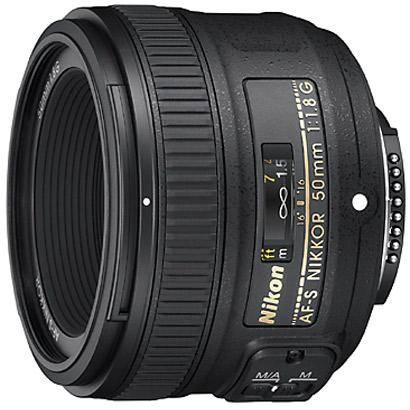 ニコン(Nikon) AF-S NIKKOR 50mm f/1.8G