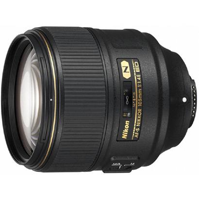 【エントリーでポイント5倍】ニコン(Nikon) AF-S NIKKOR 105mm f/1.4E ED FXフォーマット