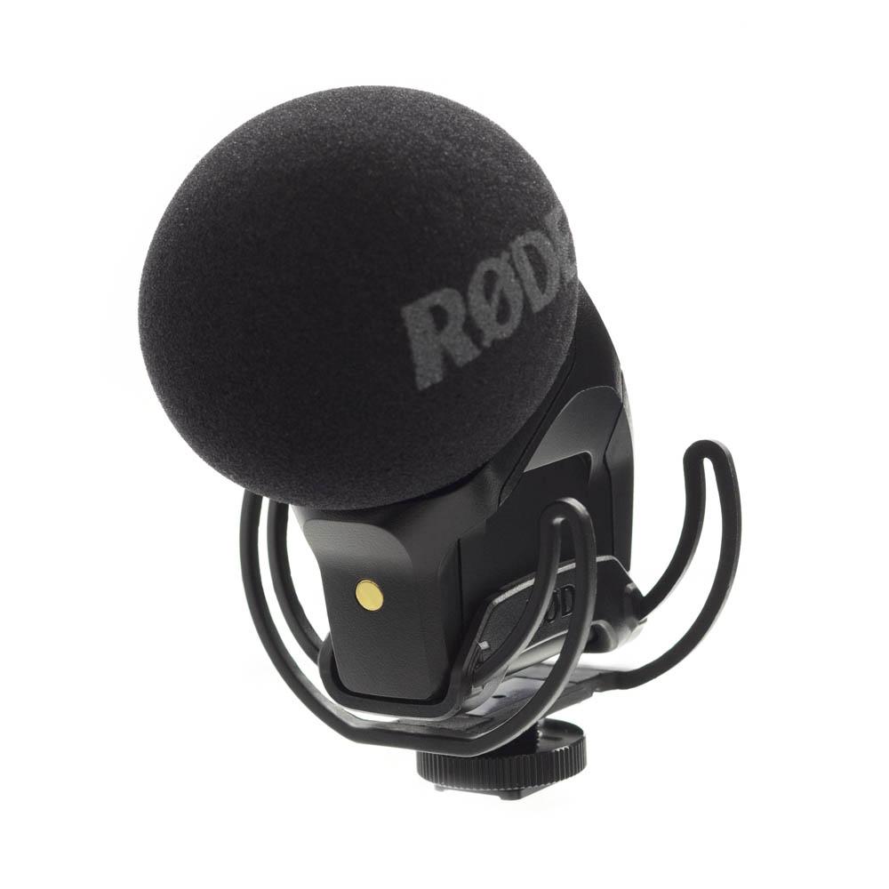 【エントリーでポイント5倍】RODE(ロード) ステレオビデオマイクプロ Rycote (Stereo VideoMic Pro Rycote)
