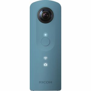 【エントリーでポイント5倍】リコー(RICOH) 全天球撮影カメラ THETA SC (シータ SC) ブルー