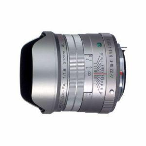ペンタックス(PENTAX)FA31mm F1.8AL Limited シルバー