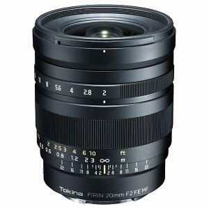 トキナー (Tokina) FiRIN 20mm F2 FE MF ソニーFEマウント用