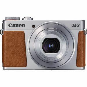 【エントリーでポイント5倍】キヤノン(Canon) コンパクトデジタルカメラ PowerShot G9X Mark II シルバー