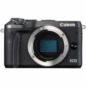 【エントリーでポイント5倍】キヤノン(Canon) ミラーレス一眼 EOS M6 ボディ ブラック