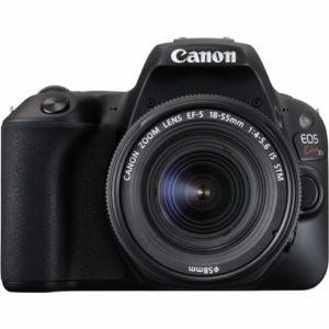 【エントリーでポイント5倍】キヤノン(Canon) EOS Kiss X9 ブラック EF-S18-55 IS STM レンズキット