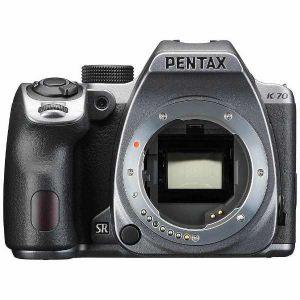 【エントリーでポイント5倍】ペンタックス(PENTAX) K-70 ボディ シルキーシルバー