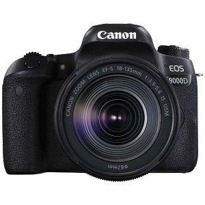 【エントリーでポイント5倍】キヤノン(Canon) EOS 9000D EF-S18-135 IS USM レンズキット