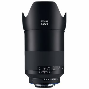Carl Zeiss(カールツァイス)MILVUS 1.4/35 ZF.2 (CPU内蔵ニコンAi-S)ニコンFマウント