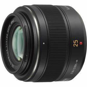 【エントリーでポイント5倍】パナソニック(PANASONIC) LEICA DG SUMMILUX 25mm/F1.4 ASPH H-X025