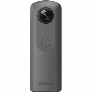 【エントリーでポイント5倍】リコー(RICOH) 全天球撮影カメラ THETA V (シータ V) メタリックグレー