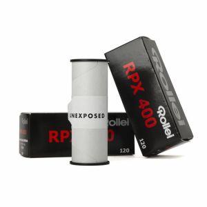 ローライ 好評受付中 Rollei 白黒フィルム RPX400 RPX4001 ×10本 ギフト 120