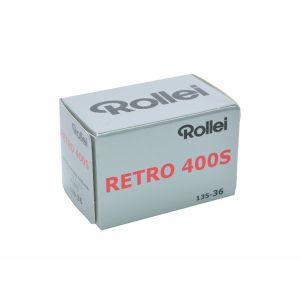 ローライ【Rollei】 白黒フィルム Retro 400s 135×10本