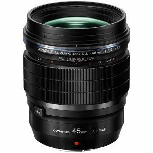 オリンパス(OLYMPUS)交換レンズ M.ZUIKO DIGITAL ED 45mm F1.2 PRO