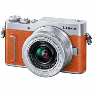 パナソニック Panasonic 贈答品 LUMIX ルミックス オレンジ 商店 DC-GF10W-D ダブルレンズキット