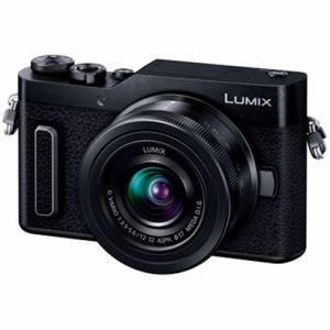 パナソニック(Panasonic) LUMIX(ルミックス) DC-GF10W-K ダブルレンズキット ブラック