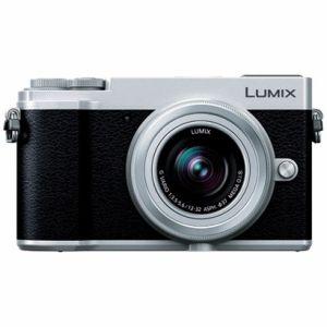 【エントリーでポイント5倍】パナソニック(Panasonic) LUMIX(ルミックス)GX7 Mark III ズームレンズキット シルバー(DC-GX7MK3K-S)