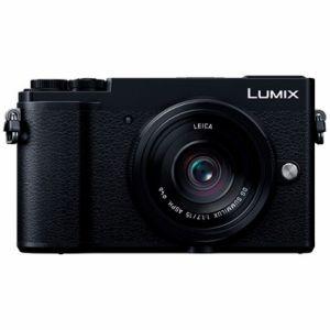 【エントリーでポイント5倍】パナソニック(Panasonic) LUMIX(ルミックス)GX7 Mark III 単焦点レンズキット ブラック(DC-GX7MK3L-K)