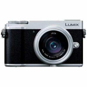 【エントリーでポイント5倍】パナソニック(Panasonic) LUMIX(ルミックス)GX7 Mark III 単焦点レンズキット シルバー(DC-GX7MK3L-S)