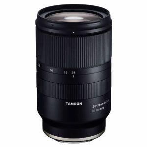【エントリーでポイント5倍】タムロン(TAMRON) 28-75mm F2.8 Di III RXD (Model A036) ソニーEマウント【納期未定】