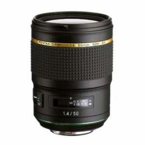 ペンタックス(PENTAX) HD PENTAX-D FA★50mmF1.4 SDM AW