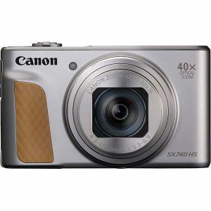 キヤノン(Canon) PowerShot(パワーショット) SX740 HS シルバー