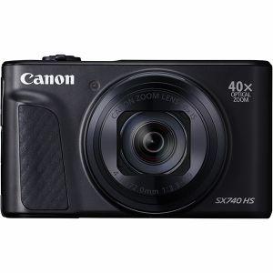 キヤノン(Canon) PowerShot(パワーショット) SX740 HS ブラック