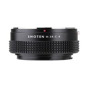 SHOTEN ショウテン マウントアダプター (ミノルタMD・MC・SR レンズをキヤノンRFボディに取付)MSR-CR