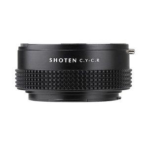 SHOTEN ショウテン マウントアダプター (ヤシカ・コンタックス レンズをキヤノンRFボディに取付)CY-CR